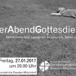 FeierAbendGottesdienst 27.02.2017 20.00 Uhr