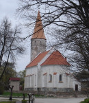 Kirche Nereta